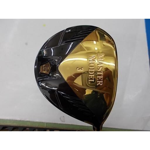 リンクス マスターモデル フェアウェイウッド XI Premium ゴールド MASTER MODEL XI Premium ゴールド 3W フレックスR 中古 Cランク