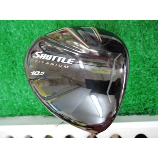 マジェスティゴルフ シャトル ドライバー TYPE-X SHUTTLE TYPE-X(ゴールド) 10.5° フレックスR 中古 Cランク