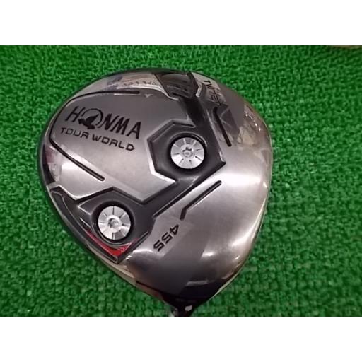 ホンマゴルフ ツアーワールド ホンマ HONMA ドライバー TOUR WORLD TW727 455 9.5° フレックスS 中古 Cランク