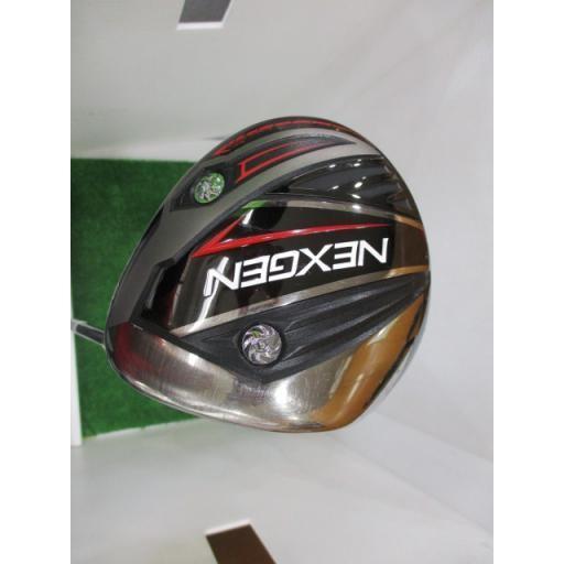 ゴルフパートナー ネクスジェン ネクストジェン ドライバー (2019) TYPE-460 NEXGEN(2019) TYPE-460 10.5° フレックスその他 中古 Cランク