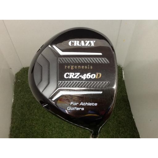 クレイジー クレイジー ドライバー CRZ-460D CRAZY CRZ-460D 1W フレックスS 中古 Cランク