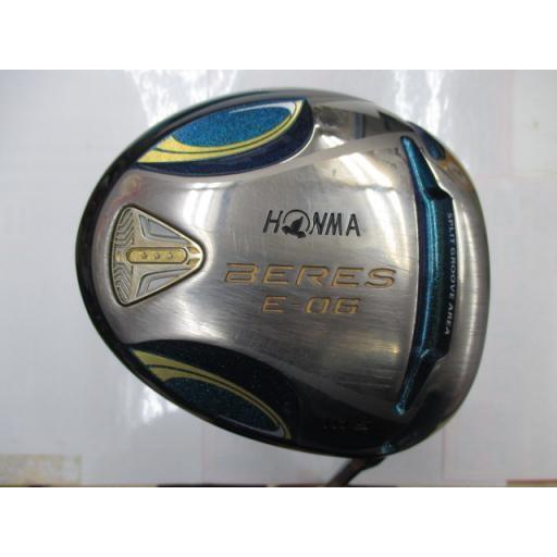 ホンマゴルフ ベレス ホンマ HONMA ドライバー BERES E-06 10.5° フレックスR 中古 Cランク