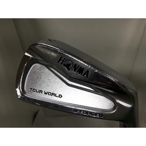ホンマゴルフ ツアーワールド ホンマ HONMA アイアンセット TOUR WORLD TW727V FORGED 6S フレックスSR 中古 Cランク