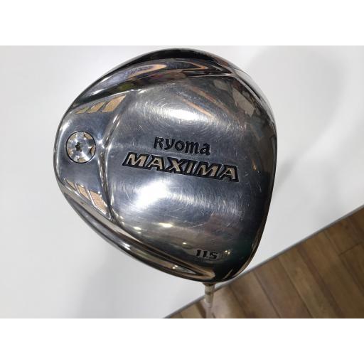 リョーマゴルフ マキシマ ドライバー MAXIMA Special Tuning シルバー 11.5° フレックスR 中古 Cランク