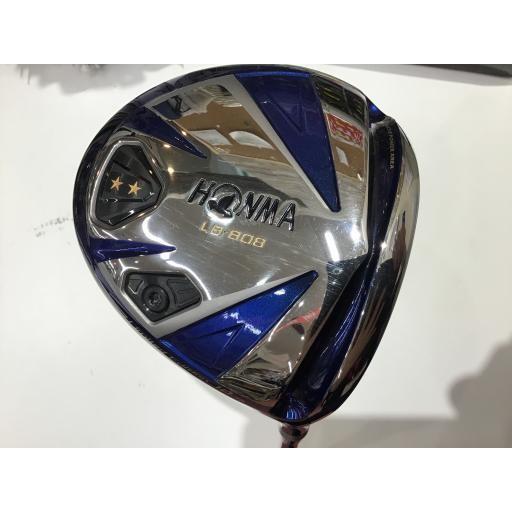 日本最大のブランド ホンマゴルフ ホンマ ドライバー LB-808 フレックスSR Limited Edition 10.75° フレックスSR Limited 10.75° Bランク, よかねっとはかた:4b69ab0e --- airmodconsu.dominiotemporario.com