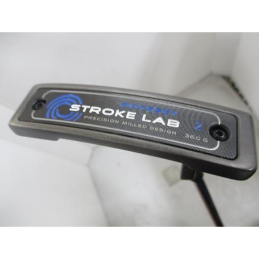 オデッセイ ストローク ラボ パター STROKE LAB #2 34インチ 中古 Cランク