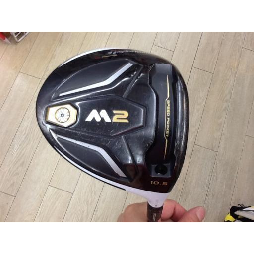 テーラーメイド M2 ドライバー M2 M2 10.5° フレックスSR 中古 Cランク golfpartner