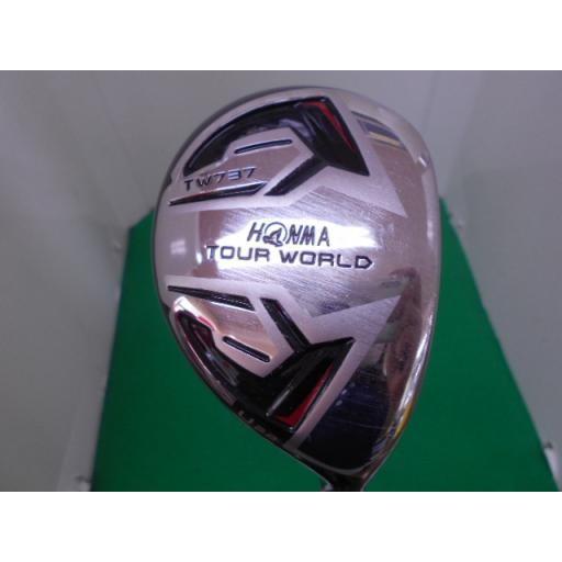 ホンマゴルフ ツアーワールド ホンマ HONMA ユーティリティ TOUR WORLD TW737 22° フレックスその他 中古 Cランク