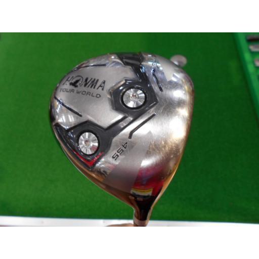 ホンマゴルフ ツアーワールド ホンマ HONMA ドライバー TOUR WORLD TW727 455 9.5° フレックスS 中古 Dランク