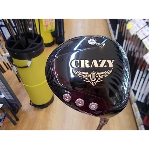 クレイジー クレイジー ドライバー CRZ 460S CRAZY CRZ 460S 1W フレックスS 中古 Bランク