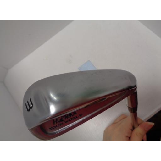 ホンマゴルフ ツアーワールド ホンマ HONMA ユーティリティ TOUR WORLD TW-U U3 フレックスその他 中古 Cランク