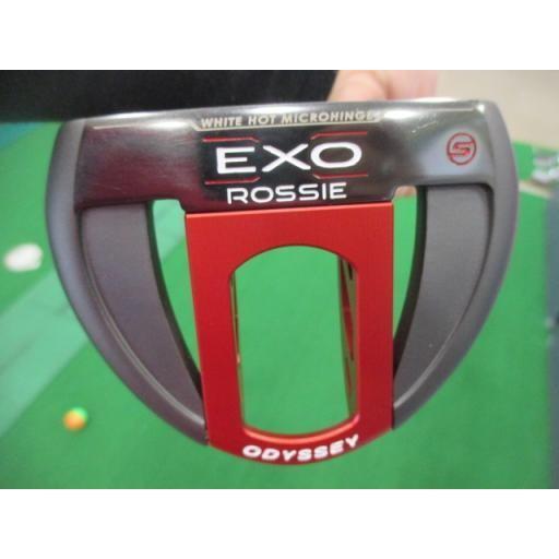 【現品限り一斉値下げ!】 オデッセイ EXO パター ROSSIE EXO ROSSIE 34インチ  Cランク, 窓shop マルフ dde02b2e