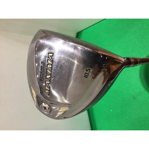 リョーマゴルフ マキシマ ドライバー MAXIMA TYPE-D 10.5° フレックスS 中古 Cランク