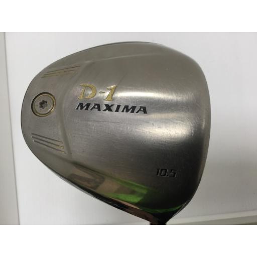 リョーマゴルフ リョーマ マキシマ ドライバー D-1 Special Tuning シルバー MAXIMA D-1 Special Tuning シルバー 10.5° フレックスR 中古 Cランク