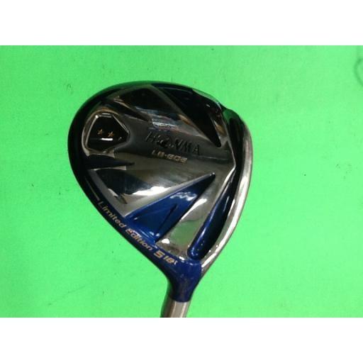 ホンマゴルフ ホンマ フェアウェイウッド LB-808 Limited Edition 5W フレックスS 中古 Dランク