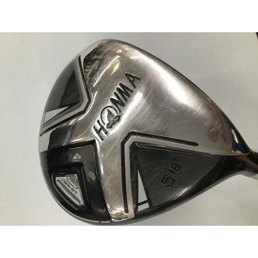 ホンマゴルフ ホンマ フェアウェイウッド 515 LB-515 5W フレックスR 中古 Cランク