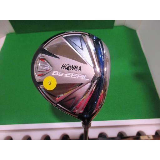ホンマゴルフ ホンマ ビジール フェアウェイウッド Be ZEAL 535 7W フレックスS 中古 Cランク