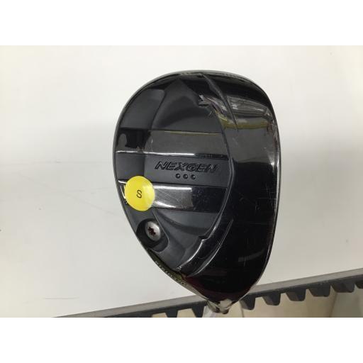 ゴルフパートナー ネクスジェン ジェット ブラック ユーティリティ NEXGEN JET BLACK U4 フレックスS 中古 Cランク