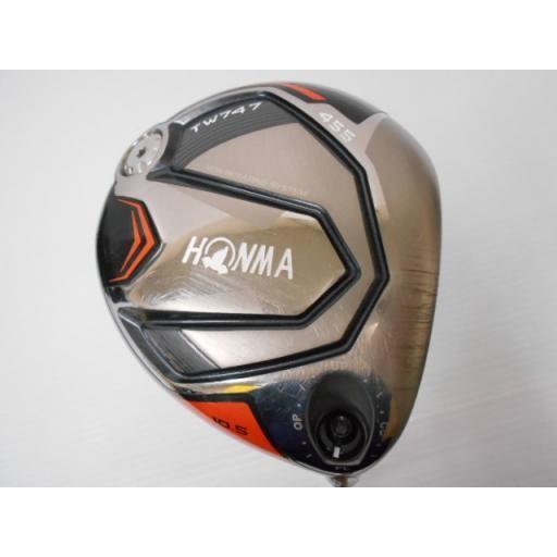 ホンマゴルフ ホンマ ツアーワールド ドライバー TW747 455 TOUR WORLD TW747 455 9.5° フレックスS 中古 Cランク