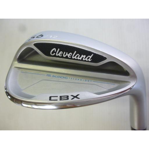 クリーブランド Cleveland ウェッジ CBX Cleveland CBX 56°/12° フレックスその他 中古 Cランク