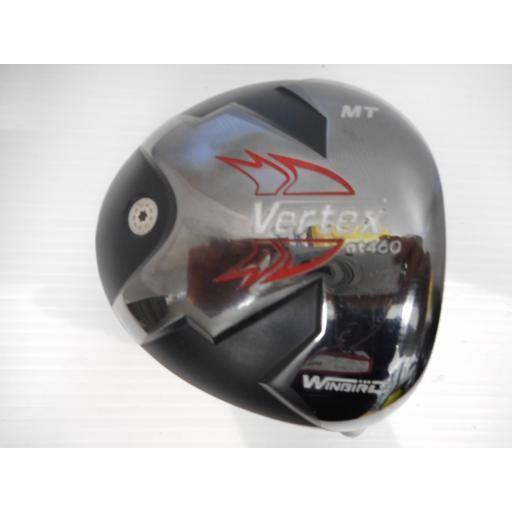 ハトリショウカイ ウィンバード ドライバー Vertex at460s Winbird Vertex at460s M-T フレックスその他 中古 Cランク