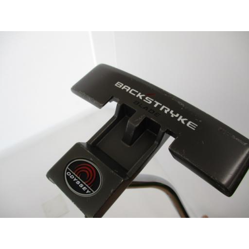 オデッセイ バックストライク ブレード パター BACK STRYKE BLADE 34インチ 中古 Cランク