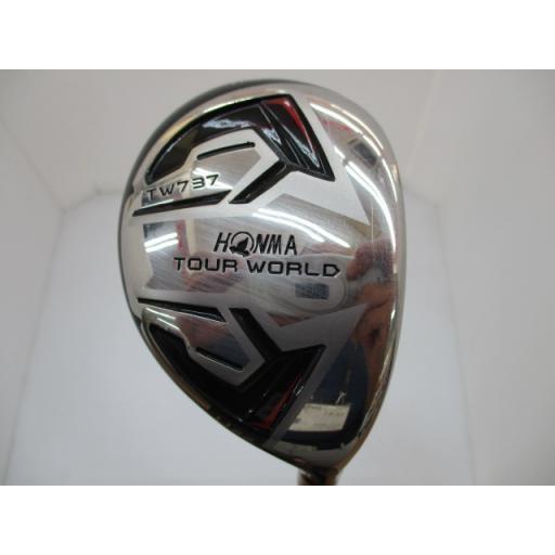 ホンマゴルフ ツアーワールド ホンマ HONMA ユーティリティ TOUR WORLD TW737 22° フレックスその他 中古 Bランク