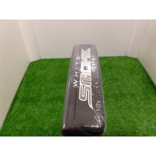 テーラーメイド ホワイト スモーク パター 白い SMOKE IN-12(ブラック) 35インチ 中古 Nランク