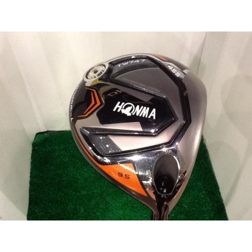 ホンマゴルフ ホンマ ツアーワールド ドライバー TW747 455 TOUR WORLD TW747 455 9.5° フレックスS 中古 Bランク