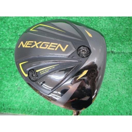ゴルフパートナー ネクスジェン ネクストジェン ドライバー (2018) TYPE-460 黒 Limited NEXGEN(2018) TYPE-460 黒 Limited 9.5° 中古 Bランク