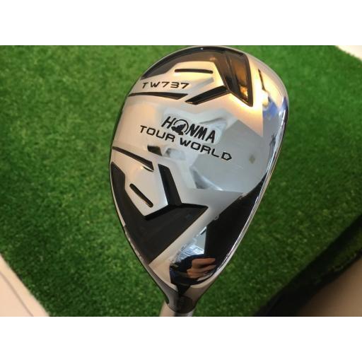 ホンマゴルフ ツアーワールド ホンマ HONMA ユーティリティ TOUR WORLD TW737c 22° フレックスS 中古 Aランク