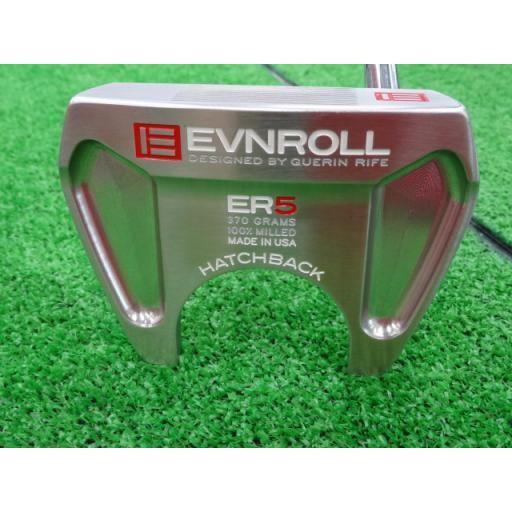 イーブンロール イーブンロール パター EVNROLL ER5 34インチ 中古 Cランク