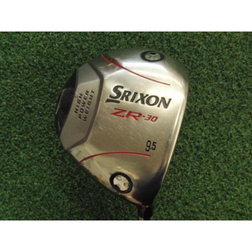 ダンロップ スリクソン ドライバー SRIXON ZR-30 9.5° フレックスX 中古 Cランク