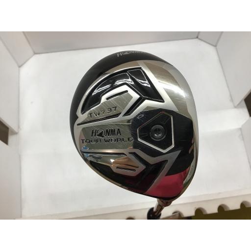 ホンマゴルフ ツアーワールド ホンマ HONMA フェアウェイウッド TOUR WORLD TW737c 5W フレックスS 中古 Bランク