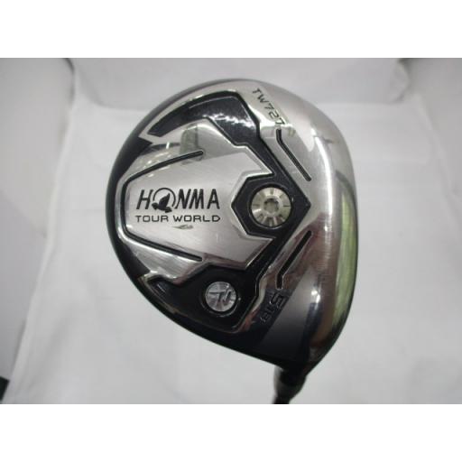 ホンマゴルフ ツアーワールド ホンマ HONMA フェアウェイウッド TOUR WORLD TW727 5W フレックスSR 中古 Bランク