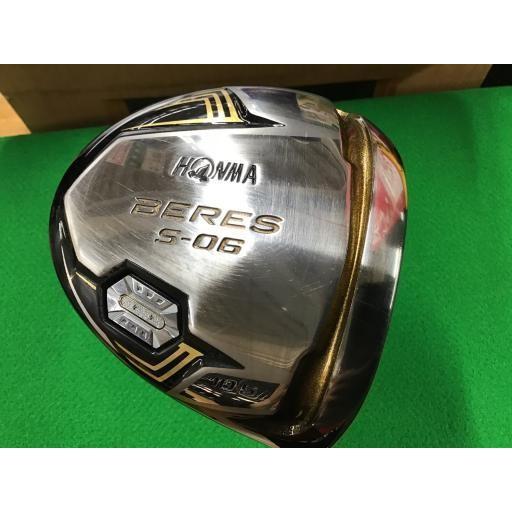 ホンマゴルフ ベレス ホンマ HONMA ドライバー BERES S-06 10.5° フレックスR 中古 Cランク