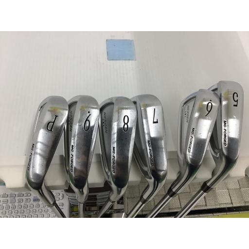 新発売の ゴルフパートナー フレックスS ネクスジェン 6S ネクストジェン MG-FORGED アイアンセット MG-FORGED NEXGEN MG-FORGED 6S フレックスS Cランク, グッドライフ ウッド:89efac47 --- airmodconsu.dominiotemporario.com