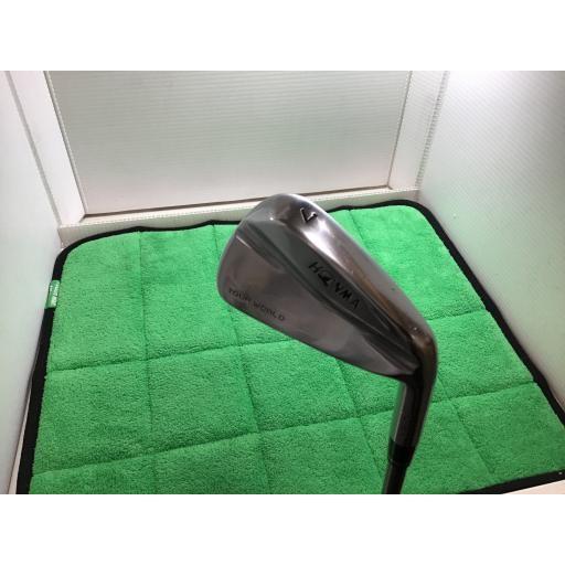 ホンマゴルフ ツアーワールド ホンマ HONMA アイアンセット TOUR WORLD TW-BM 7S フレックスX 中古 Cランク