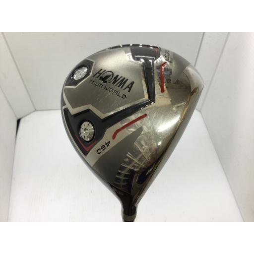 ホンマゴルフ ツアーワールド ホンマ HONMA ドライバー TOUR WORLD TW727 460 10.5° フレックスX 中古 Cランク