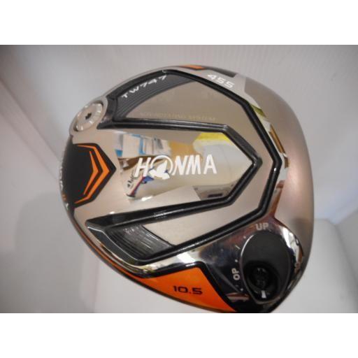 【限定品】 ホンマゴルフ 10.5° ホンマ ツアーワールド ドライバー TW747 ドライバー 455 TOUR WORLD Cランク TW747 455 10.5° フレックスS Cランク, JAPANインナーstore:e59b9377 --- taxreliefcentral.com