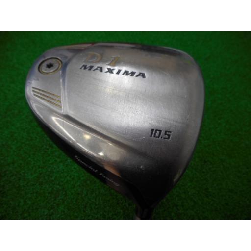リョーマゴルフ リョーマ マキシマ ドライバー D-1 Special Tuning シルバー MAXIMA D-1 Special Tuning シルバー 10.5° フレックスR 中古 Bランク