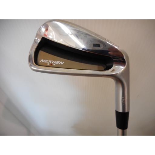 ゴルフパートナー ネクスジェン ネクストジェン アイアンセット MR-FORGED NEXGEN MR-FORGED 6S フレックスS 中古 Cランク