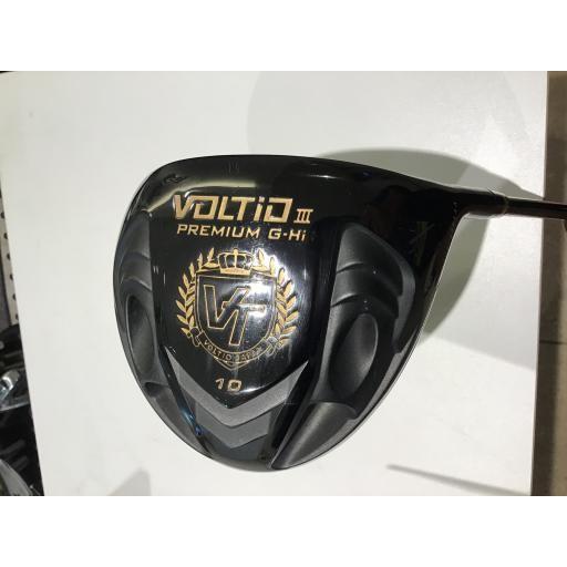品質が完璧 カタナゴルフ ヴォルティオ ドライバー III PREMIUM G Hi VOLTiO III PREMIUM G Hi 10° フレックスR  Cランク, イチカワダイモンチョウ 01cbe04b
