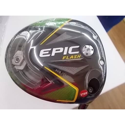 キャロウェイ EPIC FLASH ドライバー SUBZERO EPIC FLASH SUBZERO 9° フレックスS 中古 Aランク