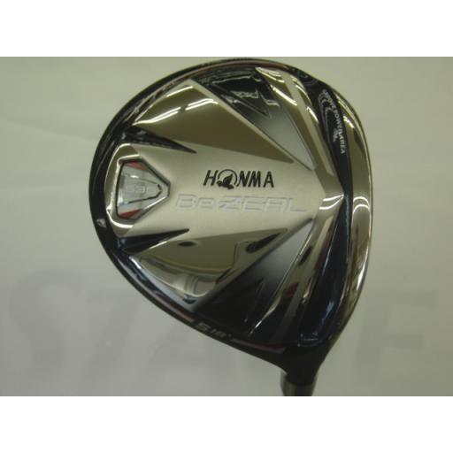 ホンマゴルフ ホンマ ビジール フェアウェイウッド Be ZEAL 535 5W フレックスR 中古 Aランク