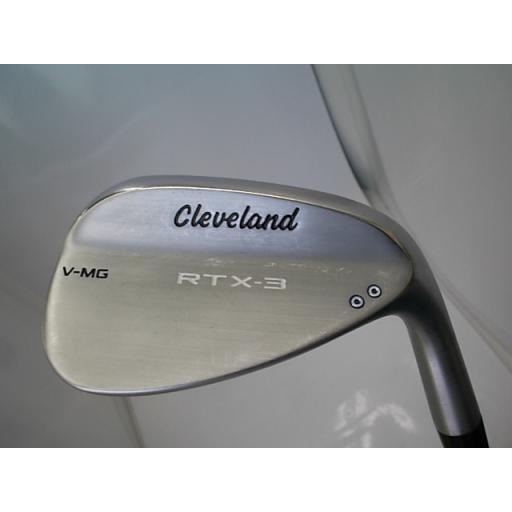 クリーブランド Cleveland ウェッジ RTX-3 ツアーサテン Cleveland RTX-3 ツアーサテン 50°/10° フレックスS 中古 Cランク