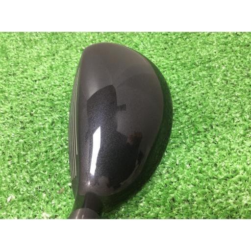 ゴルフパートナー ネクスジェン ジェット ブラック ユーティリティ NEXGEN JET 黒 U4 フレックスS 中古 Bランク