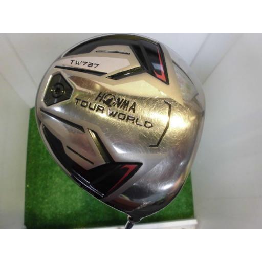 ホンマゴルフ ツアーワールド ホンマ HONMA ドライバー TOUR WORLD TW737 455 10.5° フレックスX 中古 Bランク