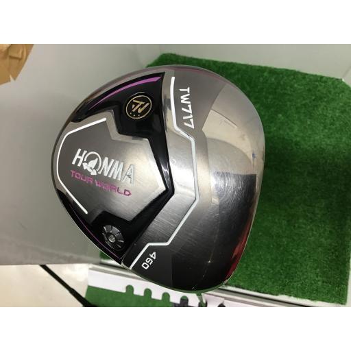 ホンマゴルフ ツアーワールド ホンマ HONMA ドライバー TOUR WORLD TW717 460 11.5° レディース フレックスL 中古 Cランク
