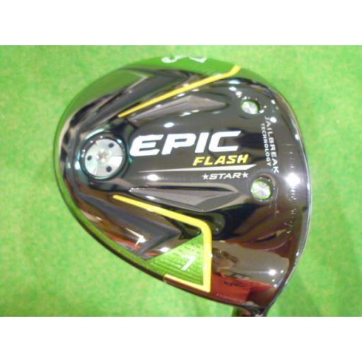 【人気商品!】 キャロウェイ EPIC EPIC FLASH フェアウェイウッド STAR EPIC フレックスS FLASH STAR 7W STAR フレックスS Cランク, トミアイマチ:a164b472 --- airmodconsu.dominiotemporario.com